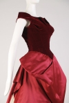 Charles James gown, KSUM 1983.1.413